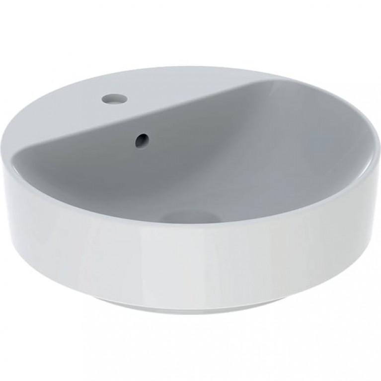 VARIFORM умывальник накладной, круглой формы Ø45см