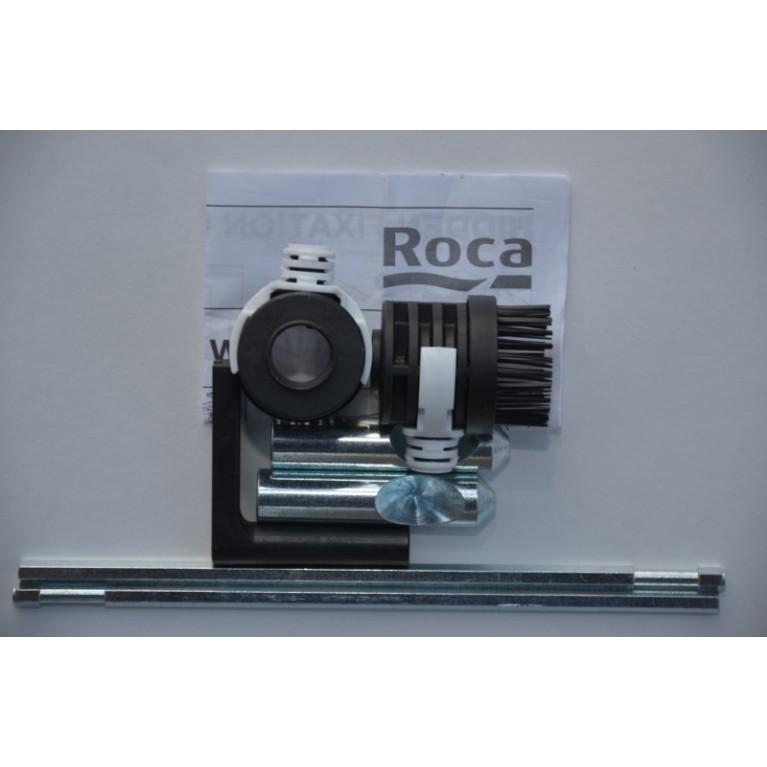 Крепления ROCA  к подвесному унитазу Gap Rimless