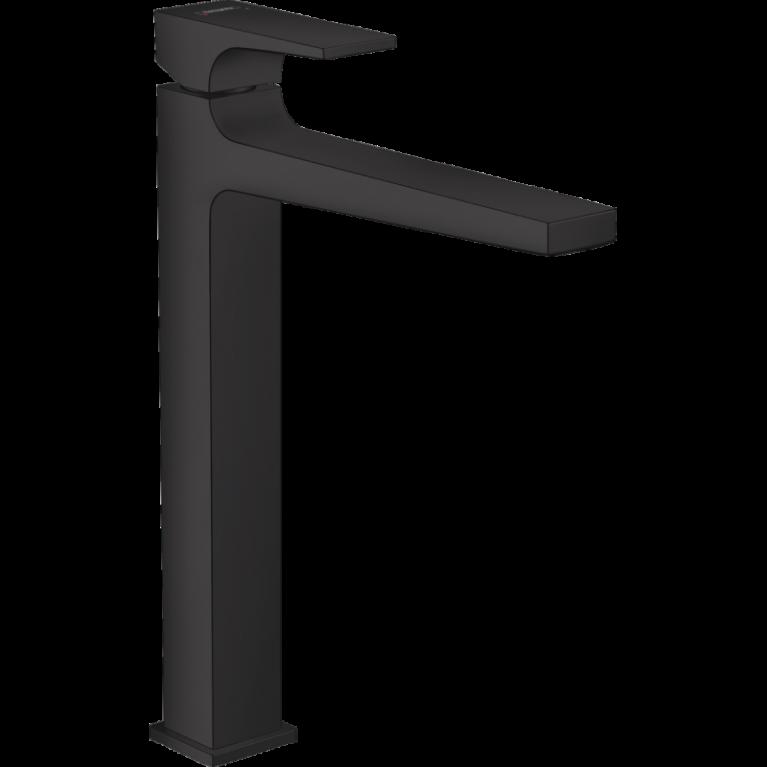Смеситель Metropol для раковины 260, однорычажный, цвет покрытия матовый черный