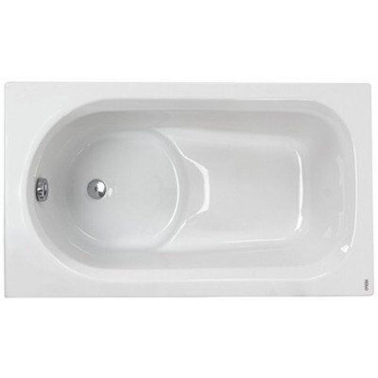Ванна DIUNA 150*70см прямоугольная, с ножками SN7, фото 1