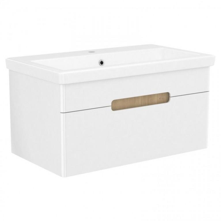 Комплект мебели VOLLE PUERTA  80см белый