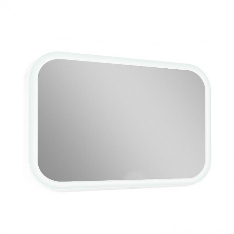 Зеркало 80*60см, с подсветкой, с подогревом (мебель под умывальник VЕRITУ LINE)