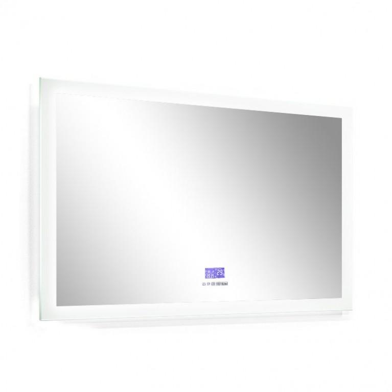 Зеркало 100*80см, с подсветкой (мебель под умывальник VЕRITY LINE)