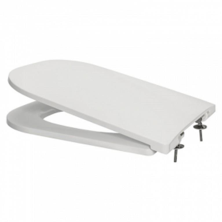Сиденье для унитаза Roca GAP Slim, slow-closing, фото 1