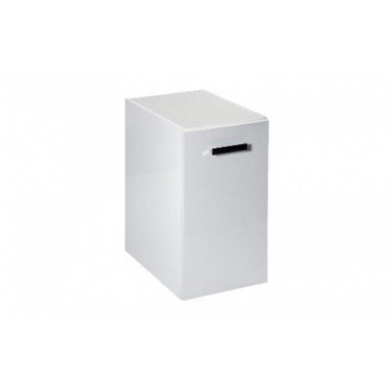 Мебельный модуль Roca VICTORIA BASIC 30см, с дверцей, белый глянец