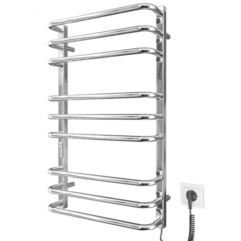 Электрический полотенцесушитель Премиум Стандарт-I 800x500/170 TR таймер-регулятор