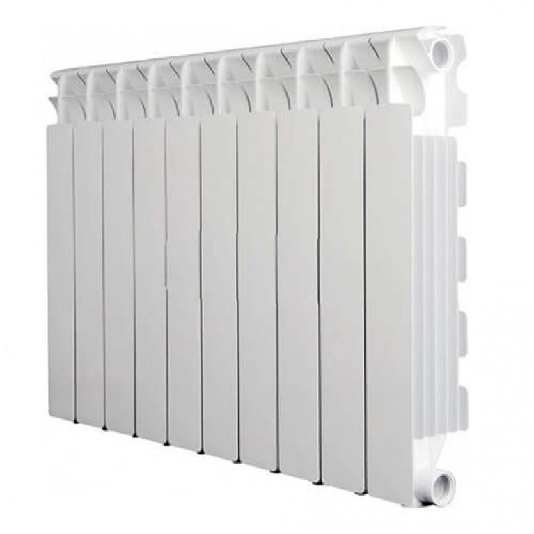 Купить Биметаллический радиатор Fondital Alustal 500/100 (12-секций) у официального дилера Fondital в Украине