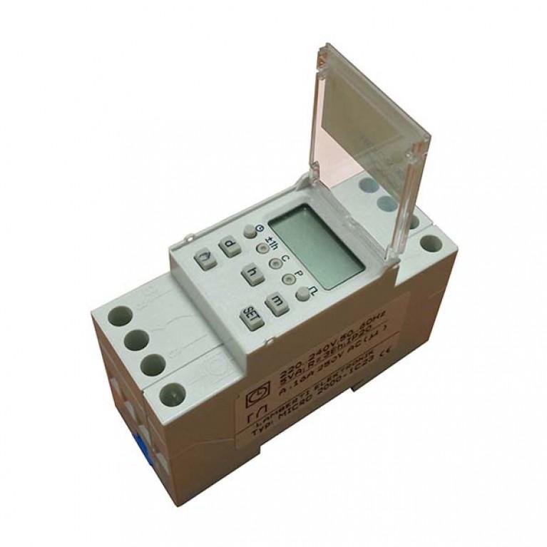 Микропроцессорное временное реле Meibes Micro2000-1 (1-канальное)