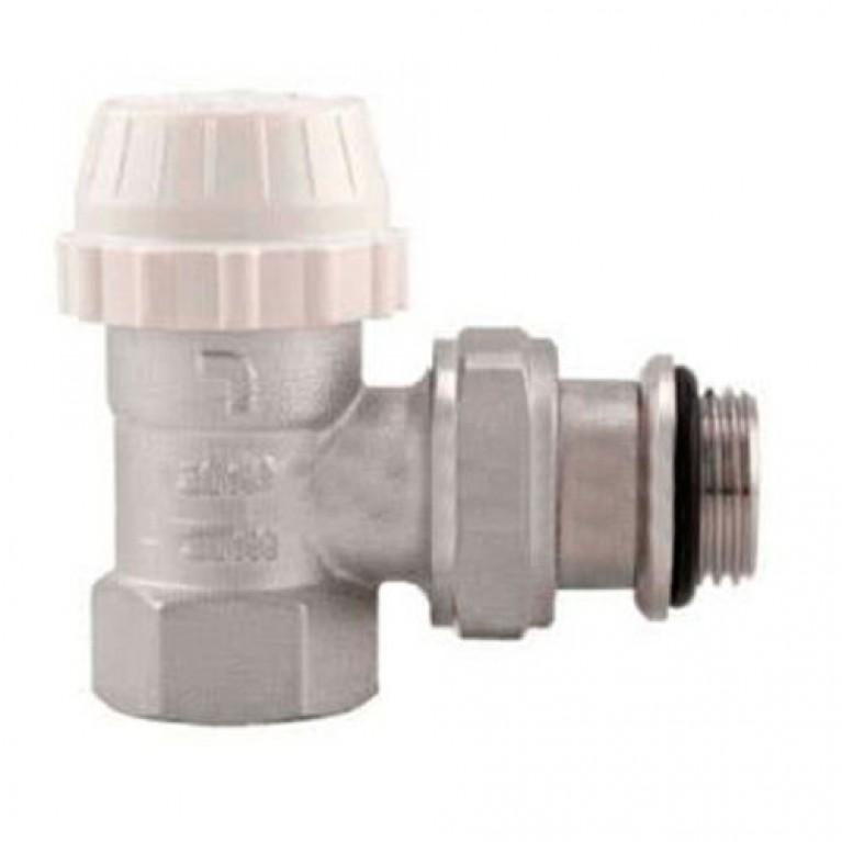 Купить Термостатический клапан угловой с предварительной настройкой 1/2 ITAP 994CPS у официального дилера Itap в Украине