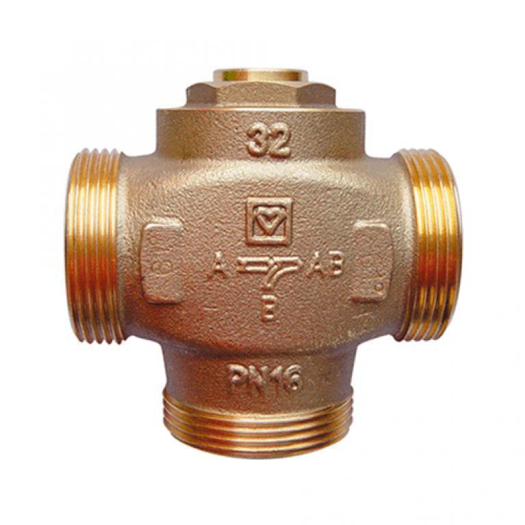 Термосмесительный клапан HERZ Teplomix DN 32 1 1/2 НР