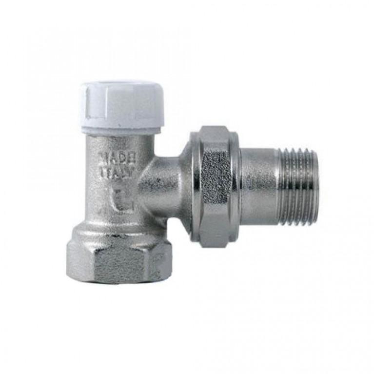 Кран радиаторный для обратки угловой ITAP 1/2