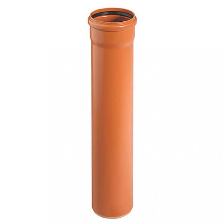 Купить Труба для наружной канализации Ostendorf KG Ду 160 3000 мм у официального дилера Ostendorf в Украине