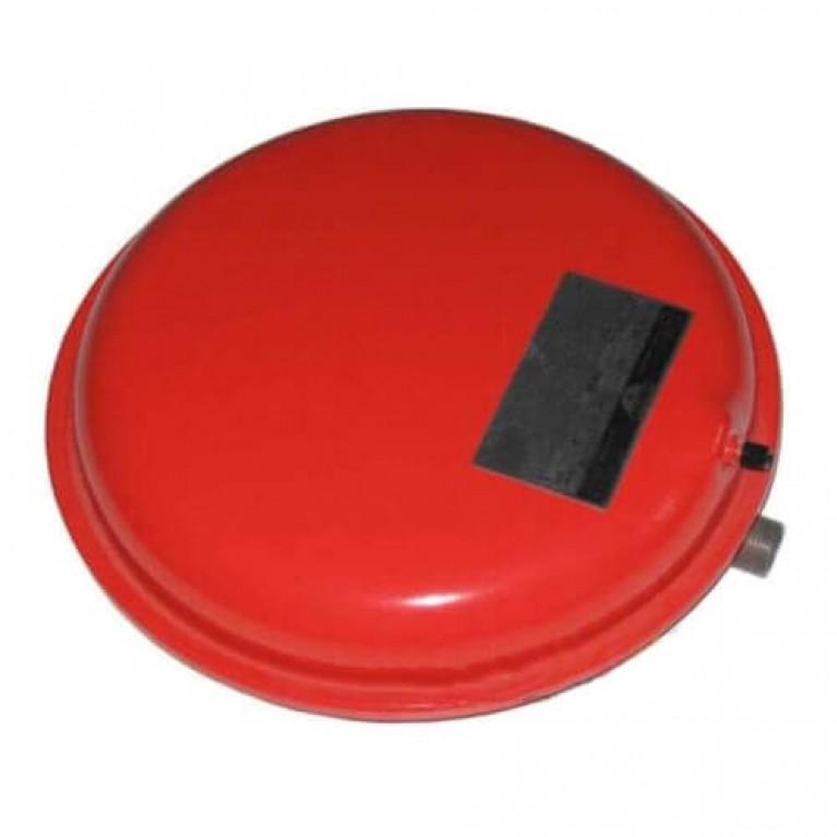 Плоский расширительный бак для систем отопления Zilmet ОЕМ-PRO 6L D392 3/8G