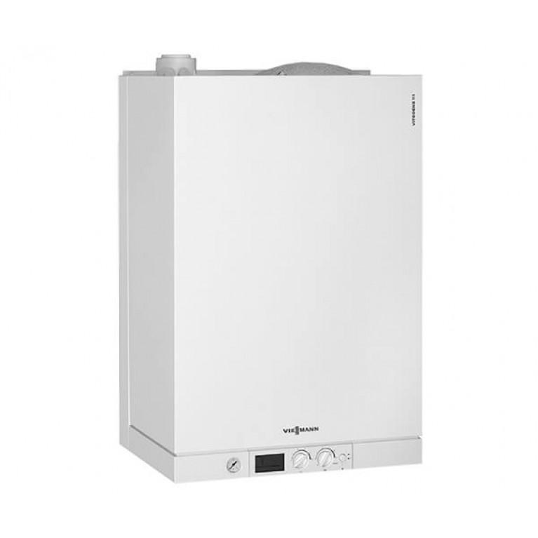 Купить Котел газовый конденсационный Viessmann Vitodens 111-W 35 кВт у официального дилера Viessmann в Украине