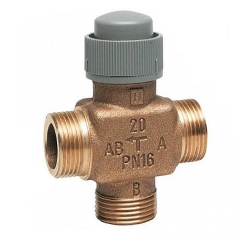 Трехходовой смесительный клапан Honeywell V5833A Rp 1/2 DN15 kvs 1