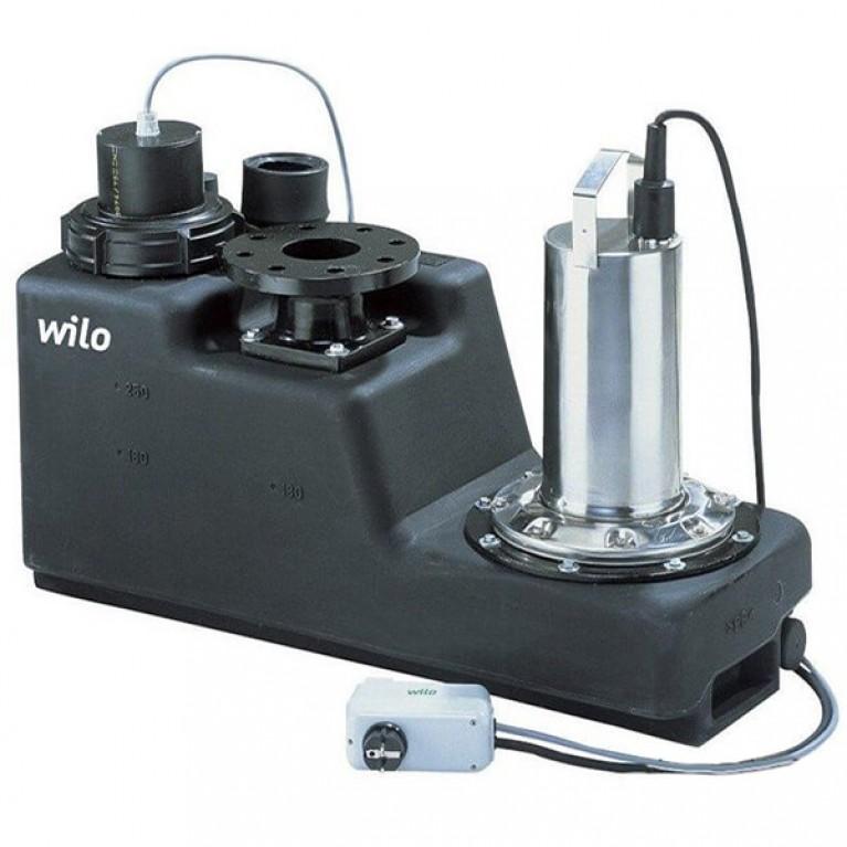 Wilo DrainLift S 1/5 3~ компактная насосная установка для водоотведения