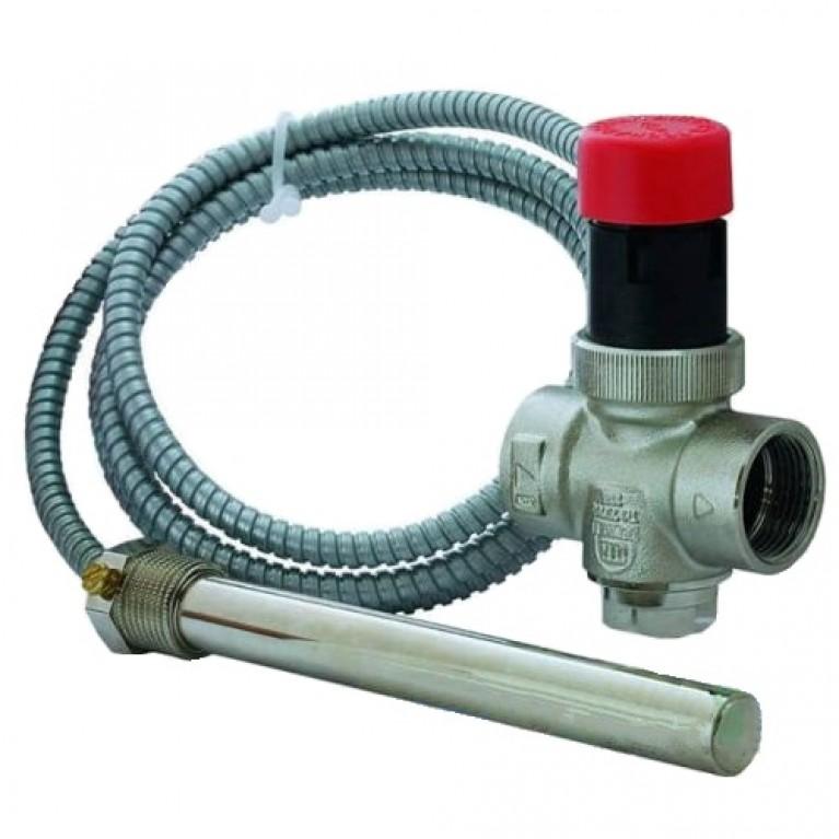 Термический предохранительный клапан VST100 ESBE 3/4 ВР