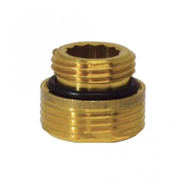 Ниппель 1/2х3/4 для Н-образных клапанов ITAP