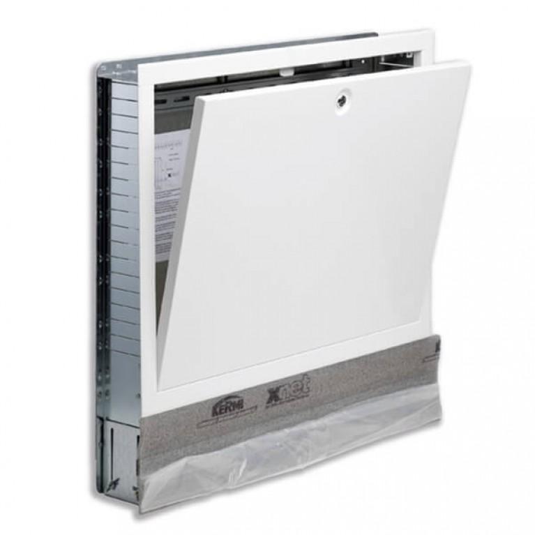 Купить Шкаф коллекторный Kermi x-net UX-L7 встраиваемый SFSUP110L07 у официального дилера Kermi в Украине