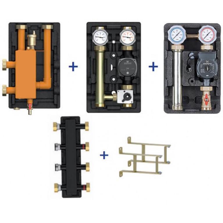 Пакетное предложение Meibes Action-2 – UK/MK (без насосов + коллектор + стрелка + консоли)