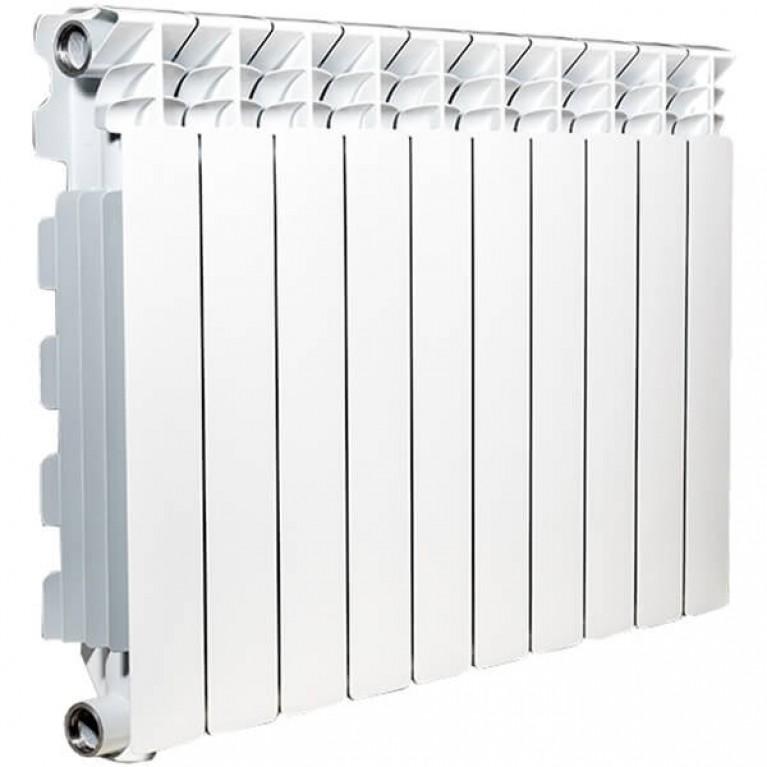 Купить Алюминиевый радиатор Fondital Exclusivo 500/100 у официального дилера Fondital в Украине