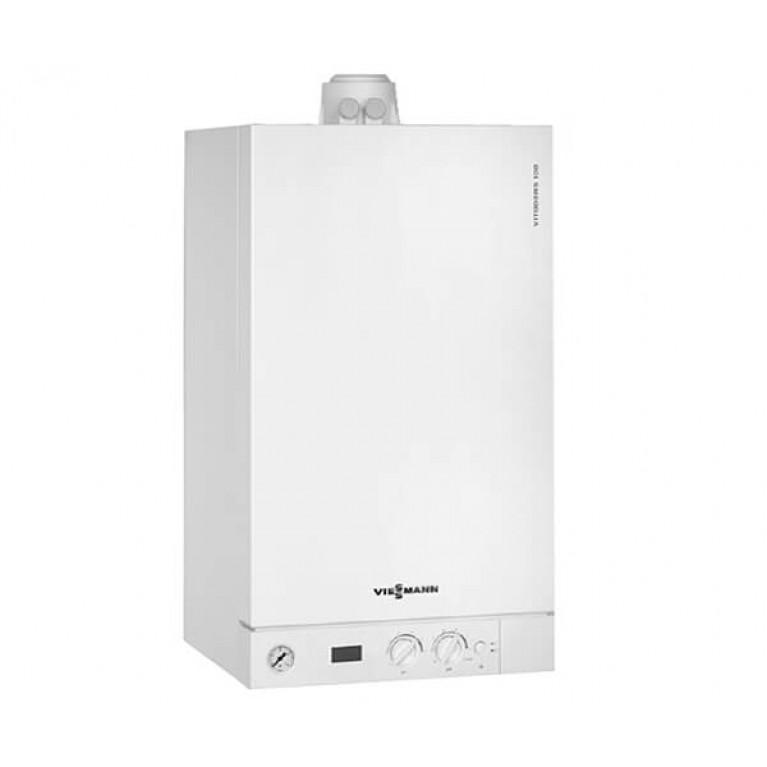 Купить Котел газовый конденсационный Viessmann Vitodens 100-W 26 кВт + коаксиальный комплект у официального дилера Viessmann в Украине