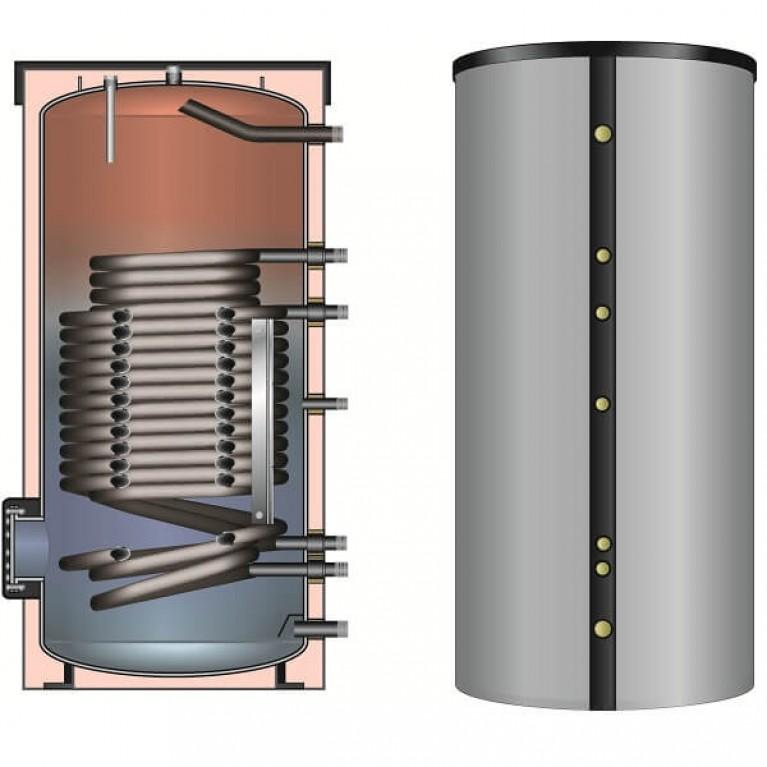 Meibes HLS-Plus 401 бак ГВС с увеличенной площадью нагрева