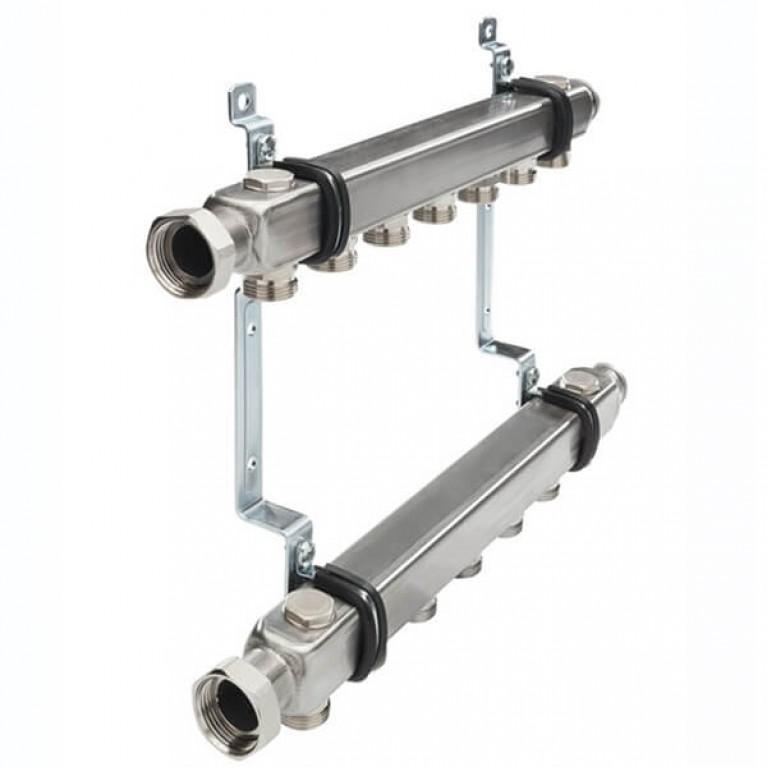 Коллектор для системы отопления TECEflex на 12 выходов