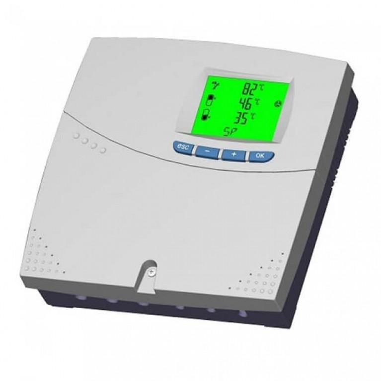 Дифференциально-температурный солнечный регулятор SOL BASIS 3R2R4
