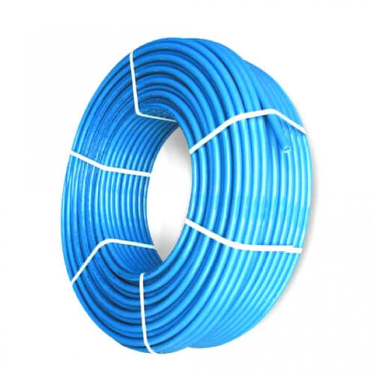 Труба KAN-therm 16х2.0 PE-RT Blue Floor для теплого пола