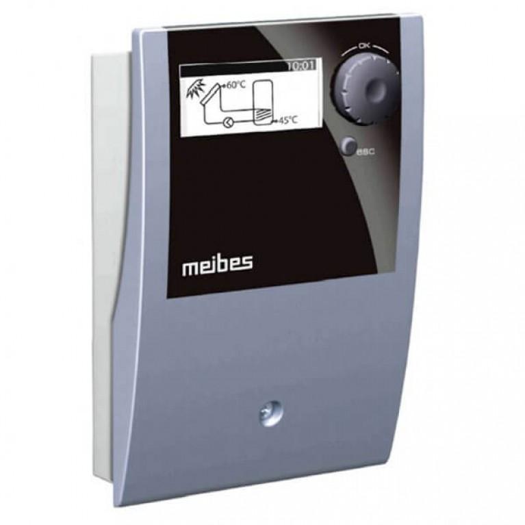 Купить Дифференциально-температурный солнечный регулятор BASIC PRO 45111.56 у официального дилера Meibes в Украине