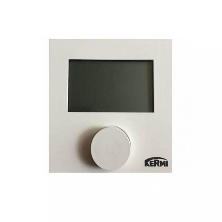 Купить Регулятор температуры Kermi LCD D3 BX0300008K у официального дилера Kermi в Украине
