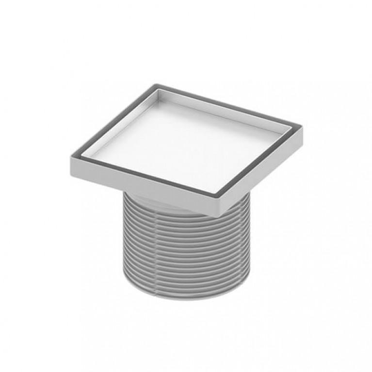 Основа для плитки TECE PLATE 150 мм с монтажным элементом