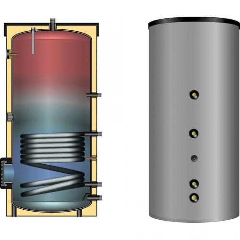 Meibes EBS-PU 500 моновалентный бак ГВС