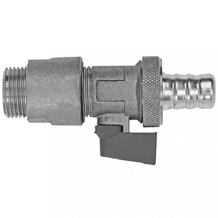 Сливной KFR-кран Meibes с обратным клапаном