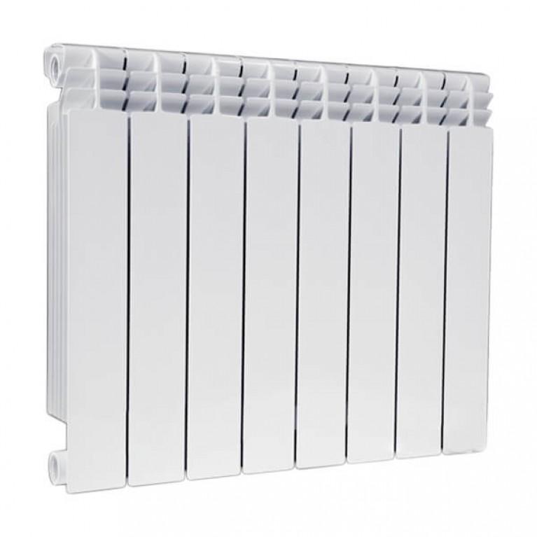 Биметаллический радиатор Fondital Alustal 500/100 (8-секций)