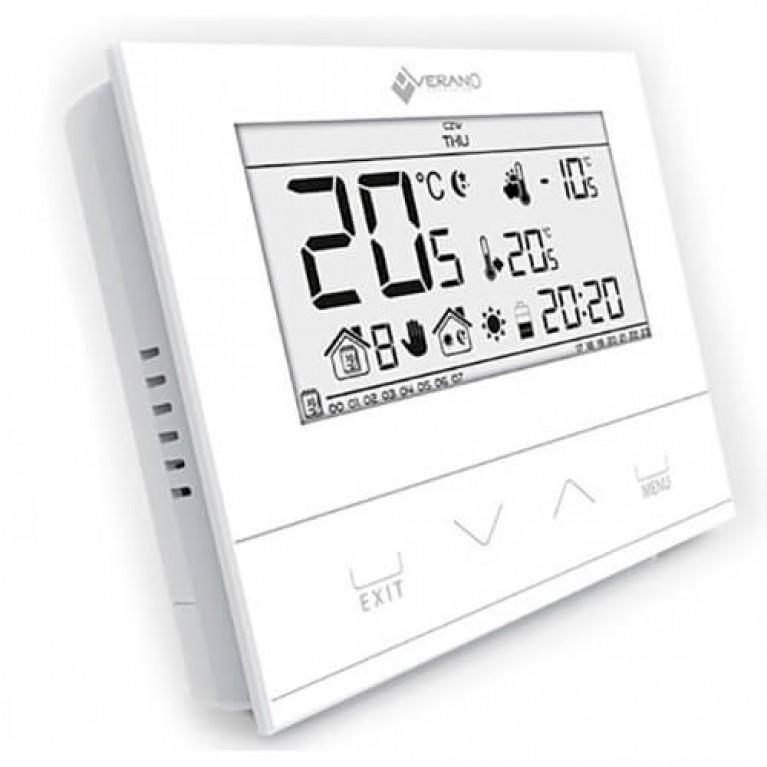 Регулятор температуры Verano VER-15S белый