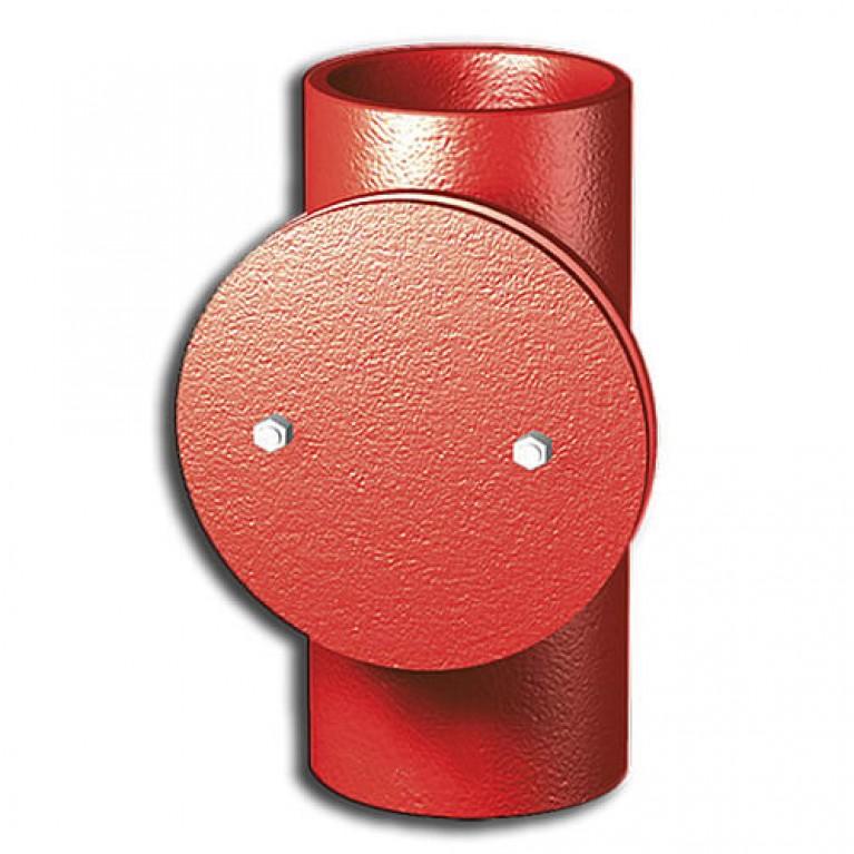 Купить Ревизия чугунная с круглой крышкой SML, DN 50 у официального дилера Duker в Украине