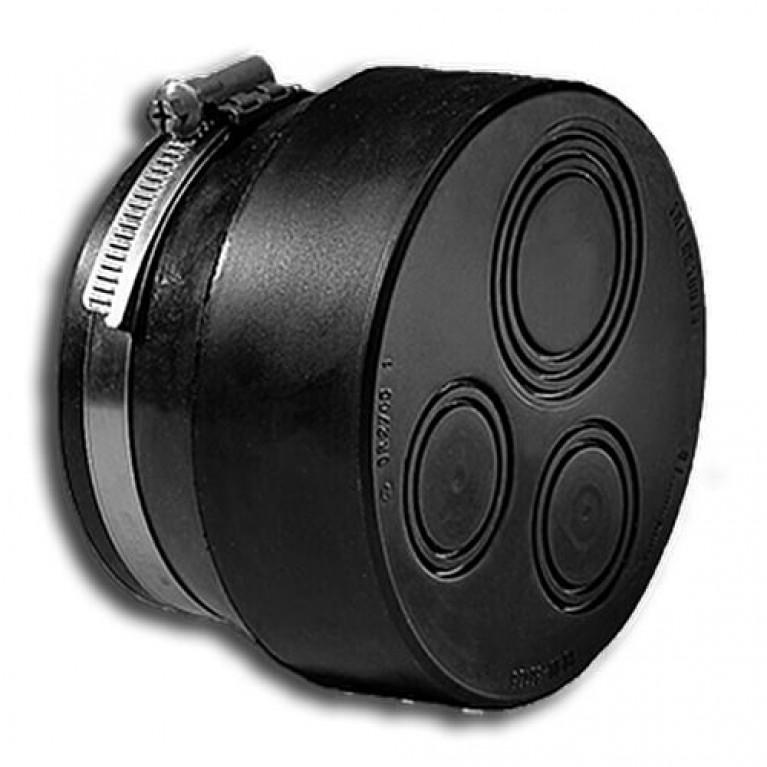 Хомут соединительный DUKER Konfix-Multi 100 мм