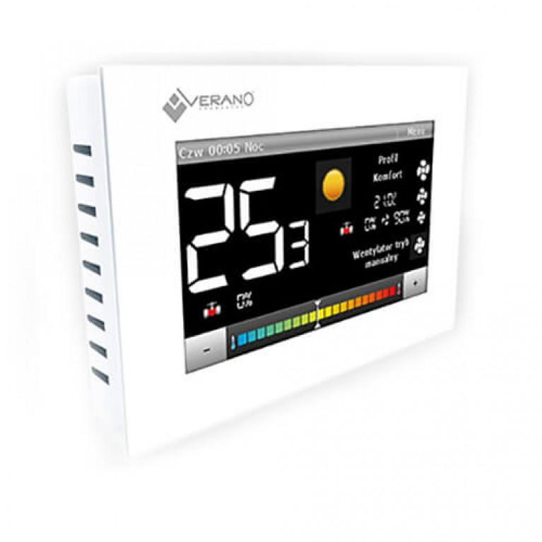 Регулятор температуры Verano VER-24S белый