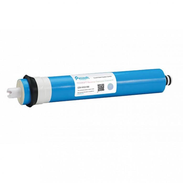Мембранный элемент Ecosoft 100GPD для фильтра обратного осмоса