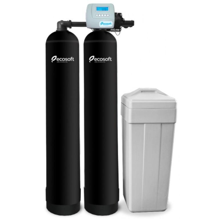Ecosoft TWIN FU-844TWIN Фильтр умягчения воды