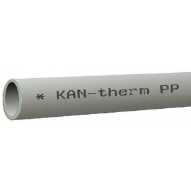 Полипропиленовая труба 63 х 5,8 мм PN10 KAN ppr
