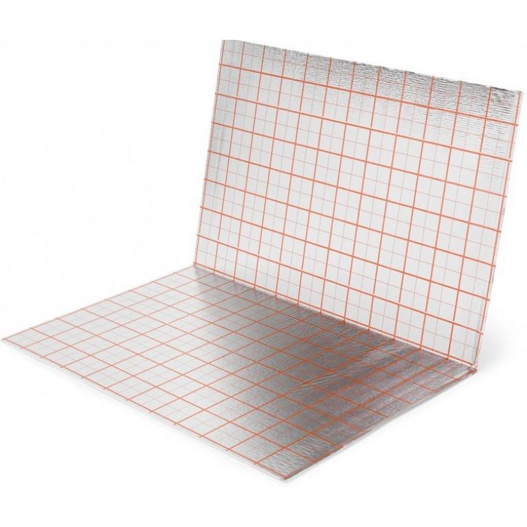 Теплоизоляционный мат Rehau Rautac 10 c клеем 19,20 м2