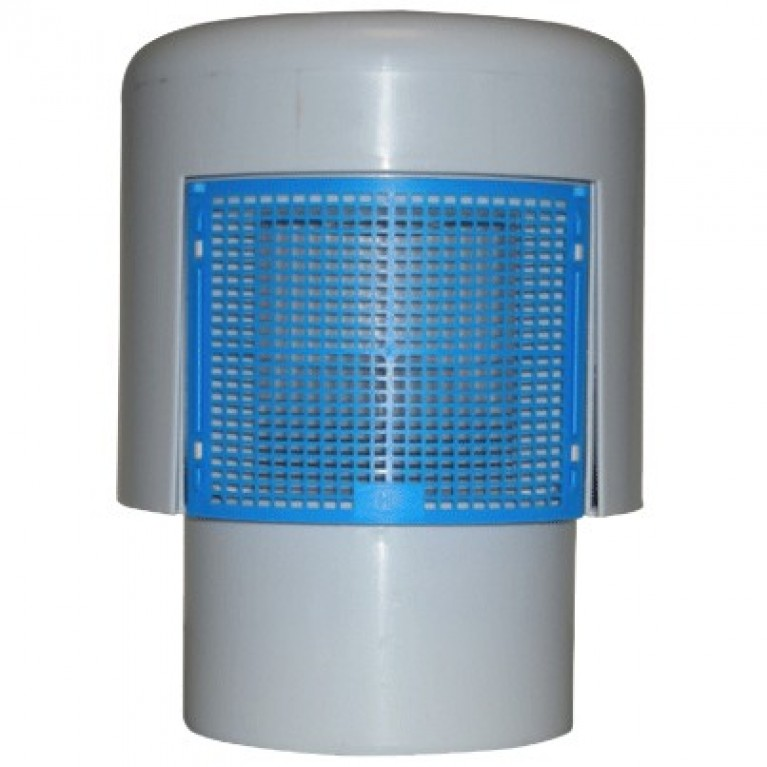Вентиляционный клапан HL DN110 с вдвойне изолированной стеной