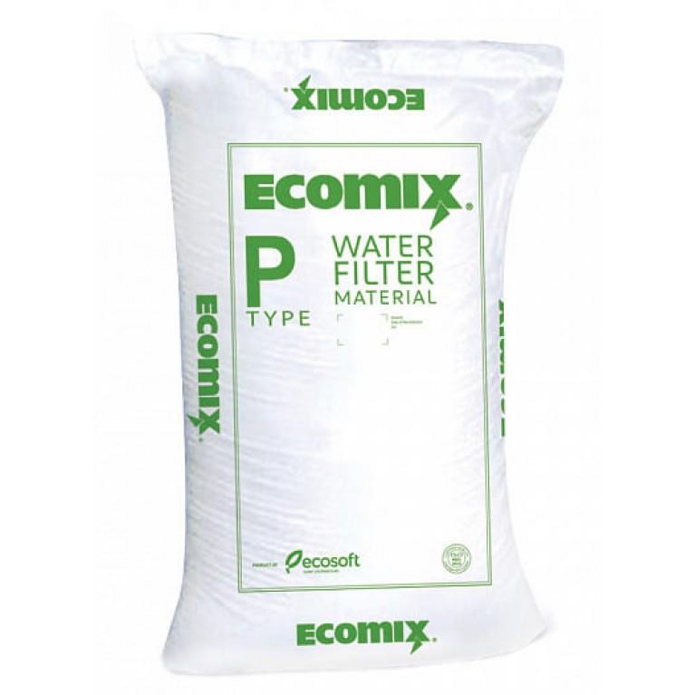 Фильтрующий материал Ecosoft Ecomix-Р мешок 25кг