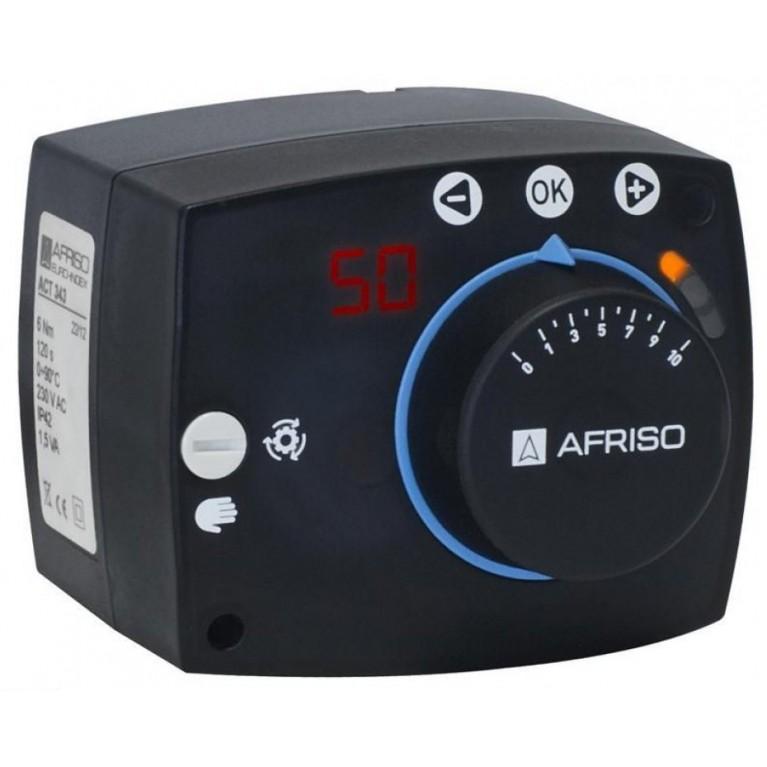 Привод-контроллер ACT 343 Afriso (1534300) 230В