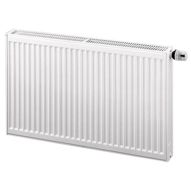 Радиатор Purmo Compact Ventil 11 300x400 нижнее подключение