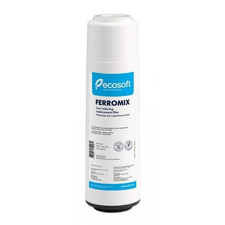 Картридж для удаления железа Ecosoft 2,5″х10″