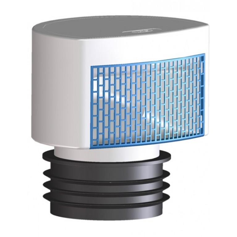 Вентиляционный клапан HL DN75/90/110 с двойной теплоизолированной стенкой и уплотнительной прокладко
